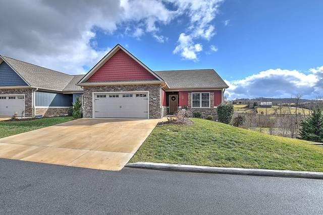 37 Grist Mill Court #37, Gray, TN 37615 (MLS #9917352) :: The Lusk Team