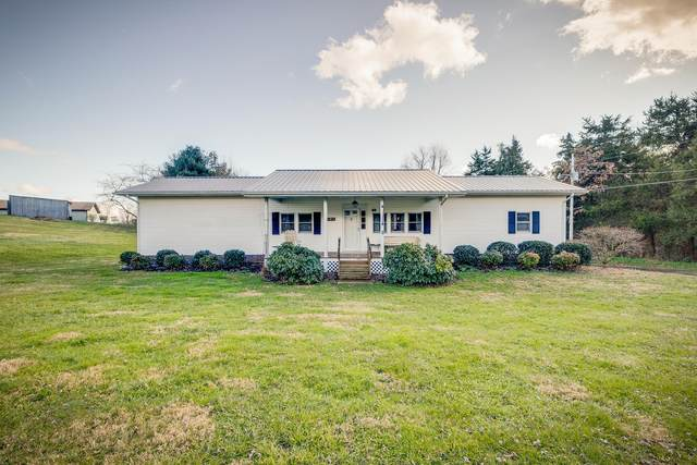 720 Old Gray Station Road, Gray, TN 37615 (MLS #9917401) :: The Lusk Team
