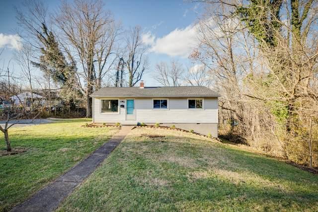 1680 Jefferson Avenue, Kingsport, TN 37664 (MLS #9917403) :: Red Door Agency, LLC