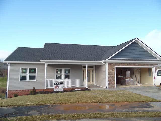 137 Millet Loop, Jonesborough, TN 37659 (MLS #9917408) :: Conservus Real Estate Group