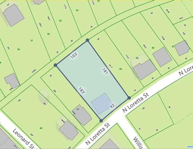 307 Loretta Street, Greeneville, TN 37745 (MLS #9917409) :: Red Door Agency, LLC