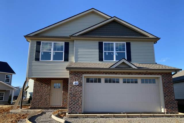 44 Millet Loop, Jonesborough, TN 37659 (MLS #9917432) :: Conservus Real Estate Group
