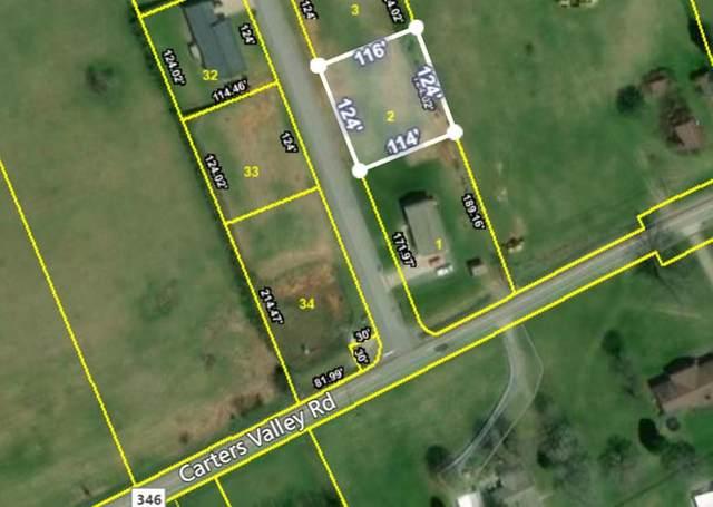 114 Fox Ridge Drive, Mount Carmel, TN 37645 (MLS #9917433) :: Red Door Agency, LLC