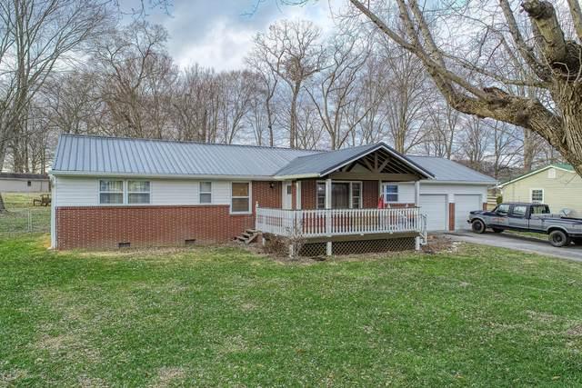 324 Williams Road, Surgoinsville, TN 37873 (MLS #9917466) :: Red Door Agency, LLC