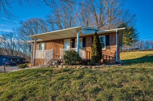 124 Garland Branch Road, Watauga, TN 37694 (MLS #9917479) :: Conservus Real Estate Group