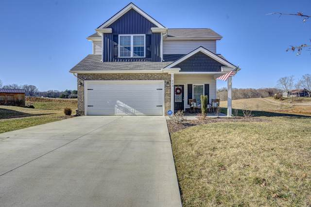 883 Ashley Meadows Meadows, Jonesborough, TN 37659 (MLS #9917556) :: Conservus Real Estate Group