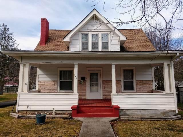 409 Ohio Avenue, Erwin, TN 37650 (MLS #9917585) :: Red Door Agency, LLC
