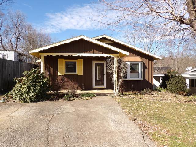 411 8th Avenue, Johnson City, TN 37601 (MLS #9917590) :: Conservus Real Estate Group