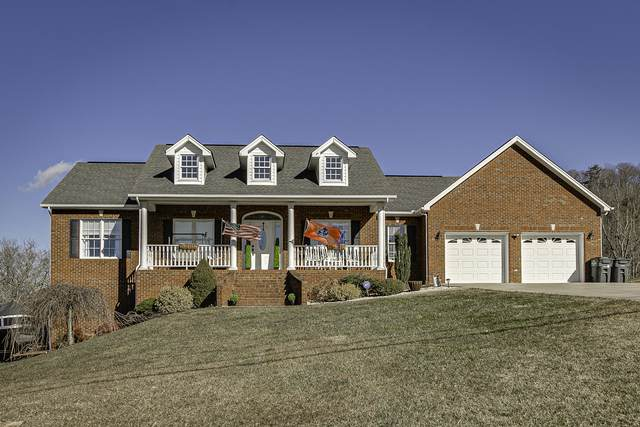 227 Cox Hollow Road, Kingsport, TN 37664 (MLS #9917598) :: Red Door Agency, LLC
