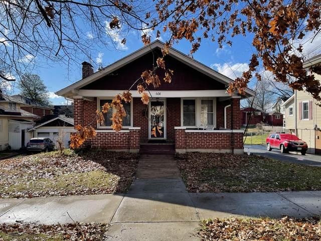608 Prince Street, Bristol, VA 24201 (MLS #9917686) :: Conservus Real Estate Group