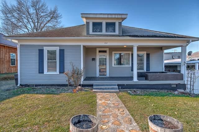 212 3rd Street, Erwin, TN 37650 (MLS #9917697) :: Red Door Agency, LLC