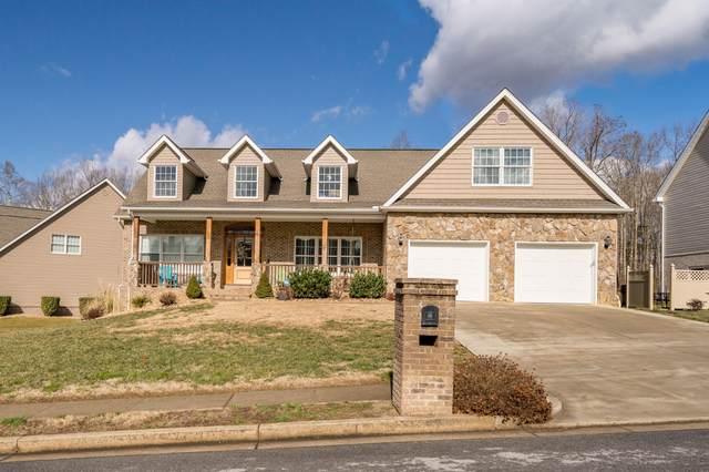 226 Lizzy Drive, Johnson City, TN 37615 (MLS #9917698) :: Red Door Agency, LLC