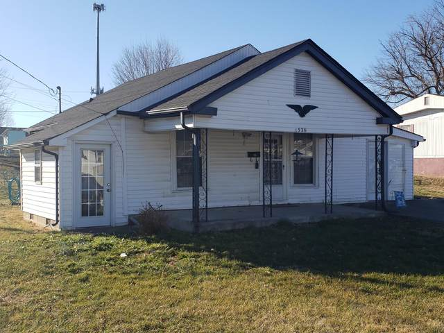 1520 Kentucky Avenue, Bristol, TN 37620 (MLS #9917700) :: Red Door Agency, LLC
