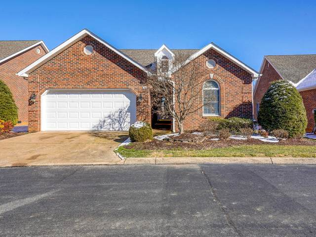 20 Oak Leaf Ct Court, Johnson City, TN 37601 (MLS #9918072) :: Red Door Agency, LLC