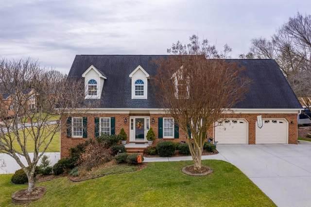1065 Sussex Drive, Kingsport, TN 37660 (MLS #9918183) :: Red Door Agency, LLC