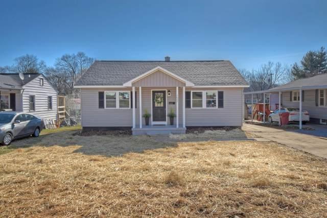 1602 Unaka Avenue, Johnson City, TN 37601 (MLS #9918204) :: Red Door Agency, LLC