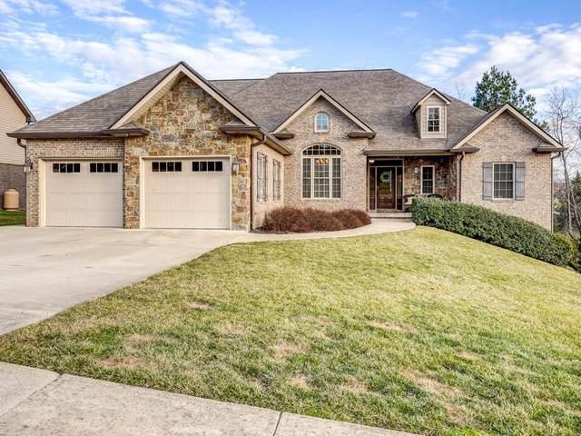 158 Laurel Canyon, Johnson City, TN 37615 (MLS #9918285) :: Red Door Agency, LLC