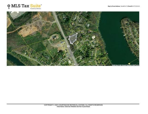 Tbd Parkcliff Drive Drive, Kingsport, TN 37664 (MLS #9918307) :: Red Door Agency, LLC