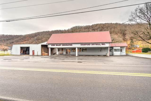1432 Broad Street, Elizabethton, TN 37643 (MLS #9918324) :: Red Door Agency, LLC