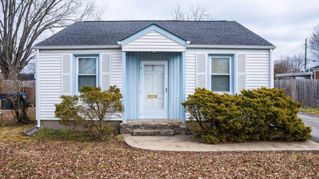 1532 Sevier Avenue, Kingsport, TN 37664 (MLS #9918344) :: Tim Stout Group Tri-Cities