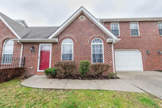 1831 Oakland Avenue #5, Johnson City, TN 37601 (MLS #9918376) :: Red Door Agency, LLC