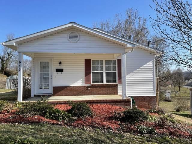 612 Davis Street, Johnson City, TN 37604 (MLS #9918394) :: Red Door Agency, LLC