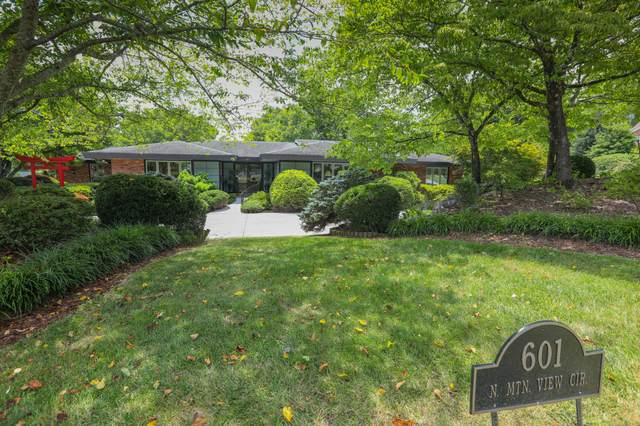 601 Mountain View Circle, Johnson City, TN 37601 (MLS #9918473) :: Red Door Agency, LLC