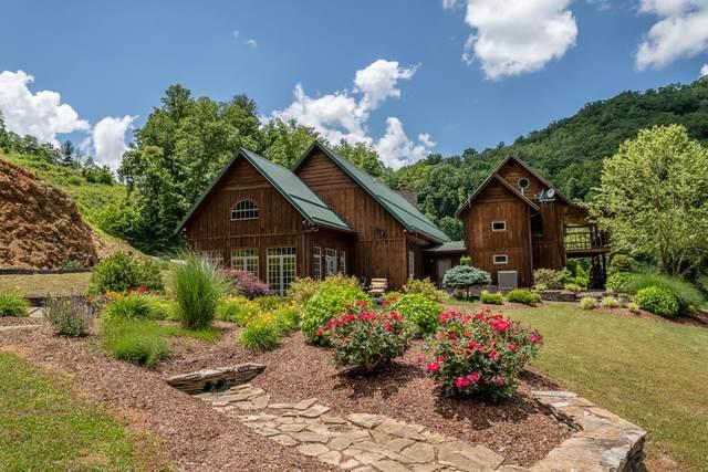 601 Gilbert Road, Erwin, TN 37650 (MLS #9918477) :: Bridge Pointe Real Estate