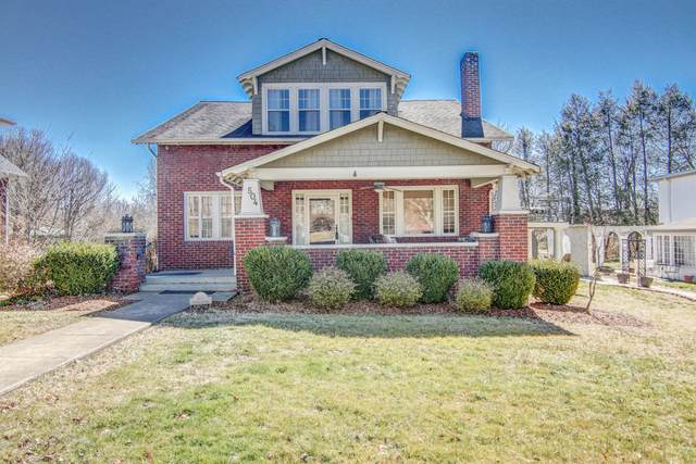 504 Euclid Avenue, Bristol, VA 24201 (MLS #9918541) :: Highlands Realty, Inc.