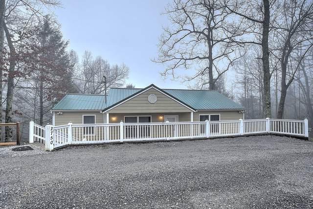 2750 Hawks View Trail, Sevierville, TN 37876 (MLS #9918556) :: Red Door Agency, LLC