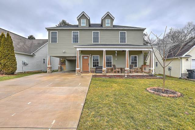 234 Bradford Lane, Bristol, TN 37620 (MLS #9918586) :: Red Door Agency, LLC
