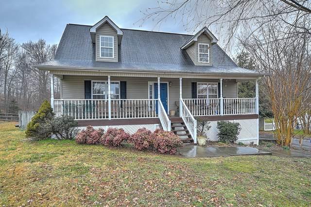 114 Royal Oaks Drive, Jonesborough, TN 37659 (MLS #9918646) :: Red Door Agency, LLC