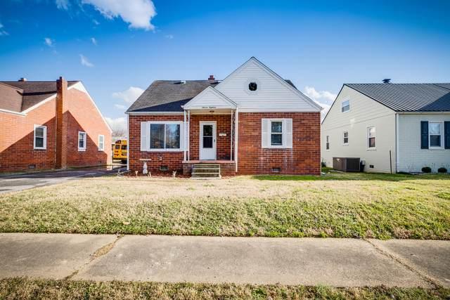 1118 Lomax Street, Kingsport, TN 37660 (MLS #9918669) :: Tim Stout Group Tri-Cities