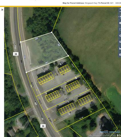 Tbd Kingsport Highway, Gray, TN 37615 (MLS #9918688) :: Conservus Real Estate Group