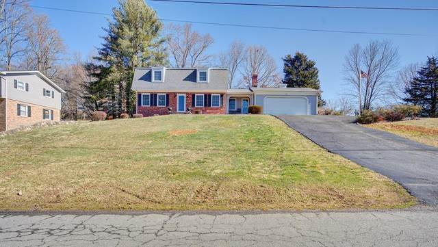 7334 Pin Oak Circle, Bristol, VA 24202 (MLS #9918699) :: Red Door Agency, LLC