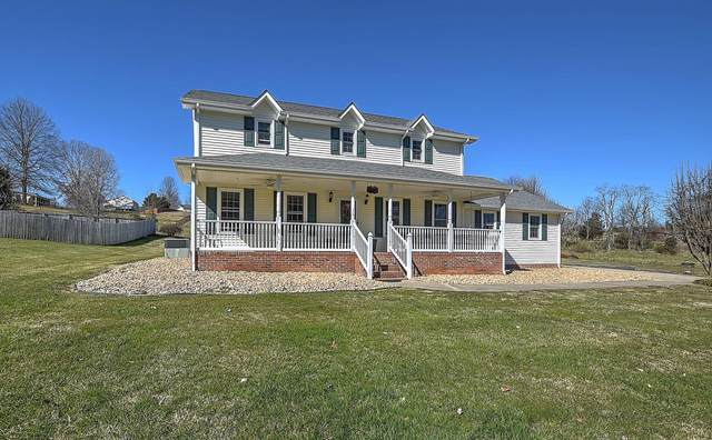 1635 Stone Dam Road, Chuckey, TN 37641 (MLS #9918742) :: Red Door Agency, LLC