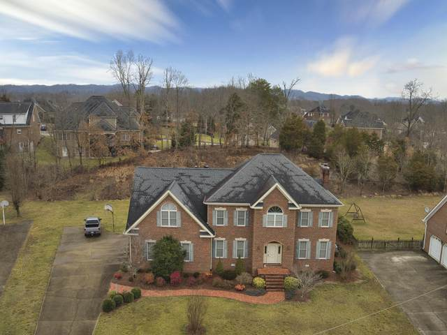 1029 Hanover Court, Kingsport, TN 37660 (MLS #9918772) :: Tim Stout Group Tri-Cities