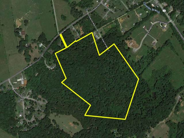 0 Hickory Rd, Strawberry Plains, TN 37871 (MLS #9918839) :: Red Door Agency, LLC