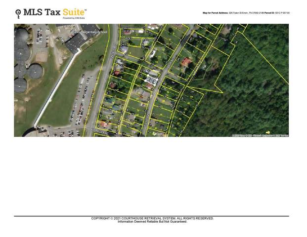 316 Tipton Street, Erwin, TN 37650 (MLS #9918843) :: Red Door Agency, LLC