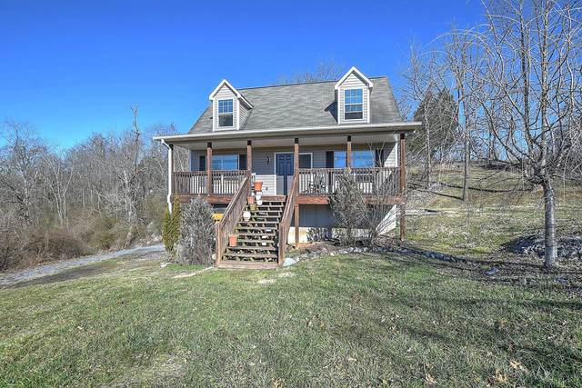 320 Rock Ledge, Bristol, TN 37620 (MLS #9918850) :: Red Door Agency, LLC