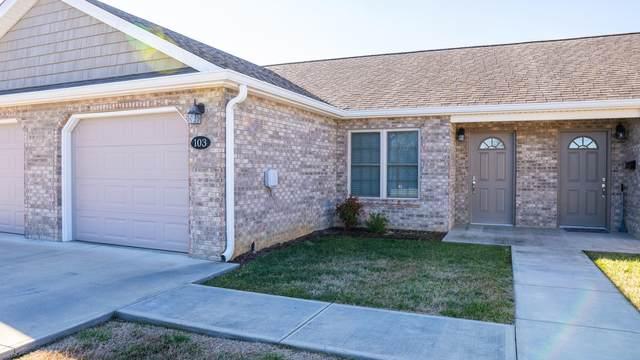 1168 Suncrest Drive #103, Johnson City, TN 37615 (MLS #9918872) :: Highlands Realty, Inc.