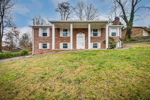 204 Brookfield Drive, Kingsport, TN 37663 (MLS #9918927) :: Red Door Agency, LLC
