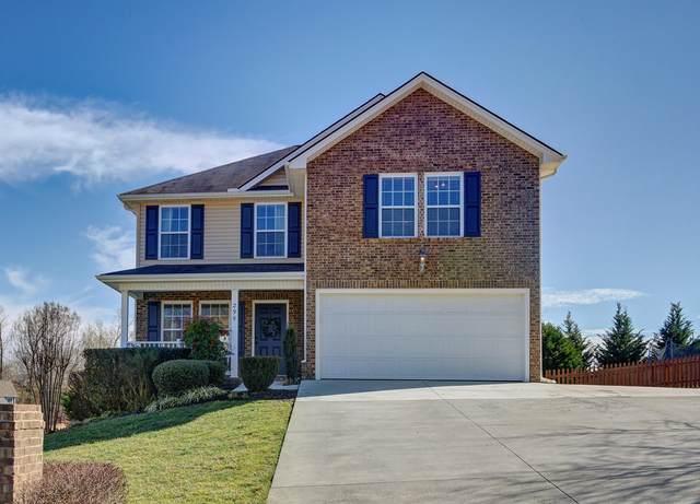 299 Pembrooke Circle, Jonesborough, TN 37659 (MLS #9919043) :: Red Door Agency, LLC