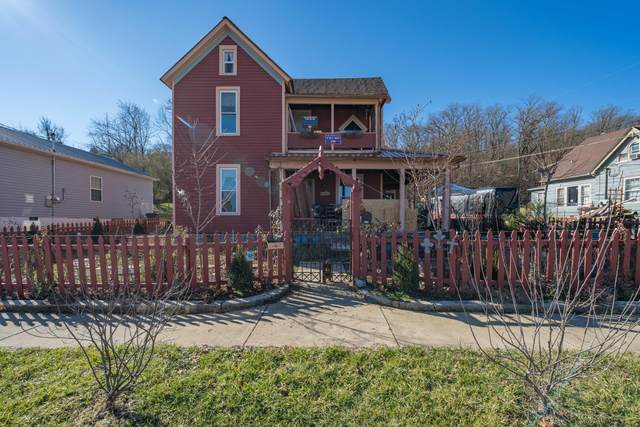960 Hill Street, Bristol, TN 37620 (MLS #9919082) :: Red Door Agency, LLC