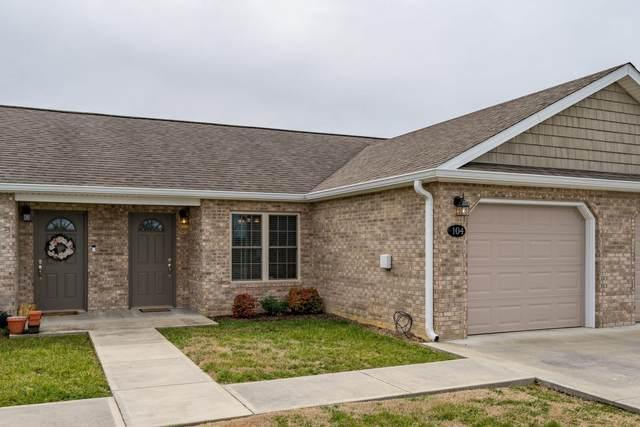 1168 Suncrest Drive #104, Johnson City, TN 37615 (MLS #9919105) :: Red Door Agency, LLC