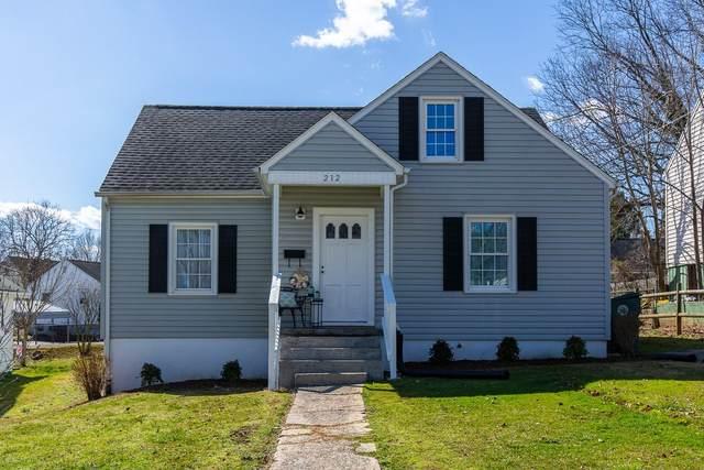 212 Douglas Street, Bristol, VA 24201 (MLS #9919109) :: Highlands Realty, Inc.
