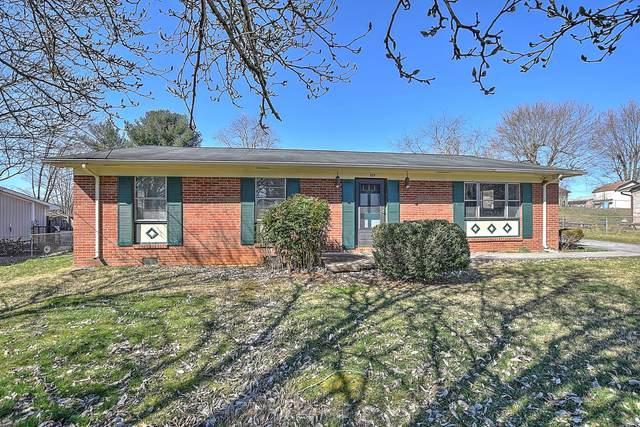 202 Circleview Drive, Johnson City, TN 37615 (MLS #9919166) :: Conservus Real Estate Group