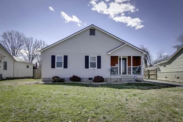 1649 Newbern Road, Kingsport, TN 37660 (MLS #9919175) :: Conservus Real Estate Group