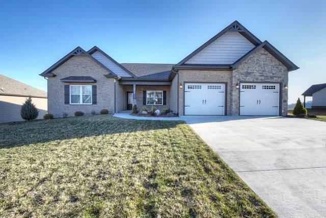 3313 Murrayfield Way, Kingsport, TN 37664 (MLS #9919263) :: Bridge Pointe Real Estate