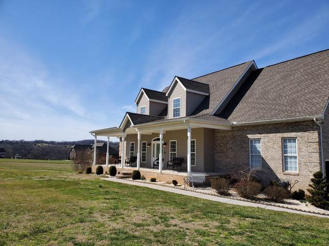 1121 Graves Road, Strawberry Plains, TN 37871 (MLS #9919266) :: Conservus Real Estate Group